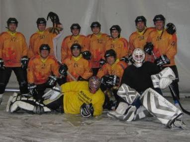 Krempelerverein on ice