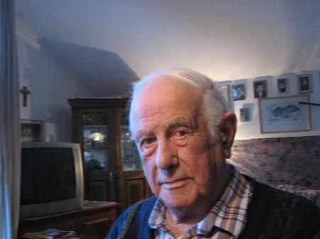 Nenning Josef feiert seinen 95. Geburtstag..