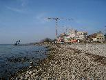 """Neugestaltung """"Kaiserstrand"""" mit Flachwasserzone und attraktiver Ufergestaltung."""