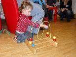 Spass und Unterhaltung gibts für alle kleinen Bücherzwerge in der Frastanzer Bibliothek