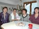 Spendenübergabe an Frau Heidemarie Gantner Verein Sonnenblume.
