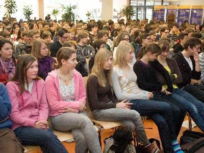 """""""Tag der offenen Tür"""" beim Gymnsasium in Bregenz"""