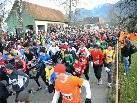 Viele Sportler aus Österreich, Deutschland und der Schweiz lockte der Silvesterlauf nach Altach.
