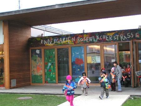 Archivbild: Kindergarten Rosenlärcherstraße
