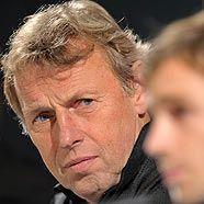 """Austria-Trainer Karl Daxbacher hat """"die Vision, vorne dabei zu sein"""""""