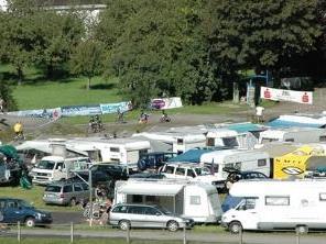 BMX-Gelände
