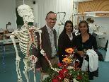 Bild: Der Infotag in der Pflegeschule Feldkirch stieß auf sehr großes Interesse.