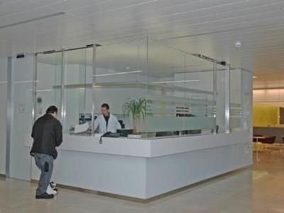 Bisher wurden für die Generalsanierung des Erdgeschossesrund 6 Millionen Euro aufgewendet.