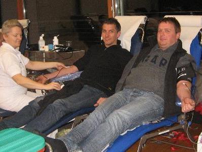 Blut kann Leben retten