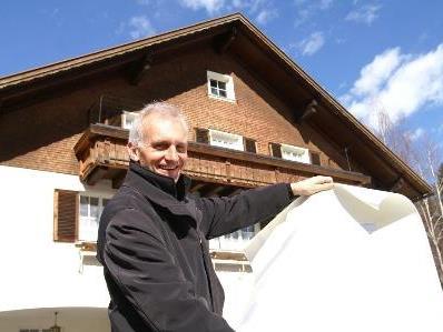 Bürgermeister Herbert Dorn hat große Pläne