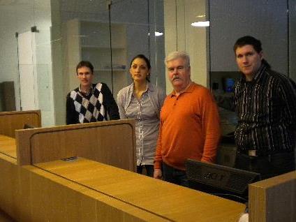 Bürgerservice in Lauterach  ist ab Februar 2010 im Haus der Generationen