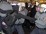 Demo gegen den WKR-Ball in Wien: 14 Festnahmen