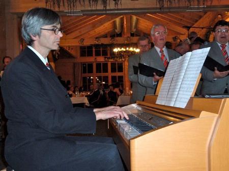Der Liederkranz Bludenz gibt demnächst ein Konzert in der Laurentiuskirche Bludenz.