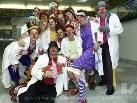 Die CliniClowns Vorarlberg feiern ihr 15jähriges Bestehen in der Aula des LKH Feldkirch