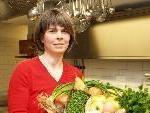 Die Ernährungsberaterin Claudia Wallner begleitete durch den Kochabend.