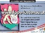 Die Lustenauer Freiheitlichen präsentieren sich neu im Netz: www.fpoe-lustenau.at