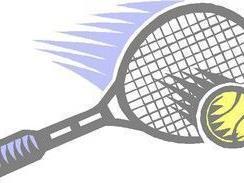 Ein spannendes Tennisturnier..