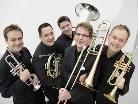Ein vergnügliches Konzert mit dem Sonus Brass Ensemble am 26. Februar in der Inatura