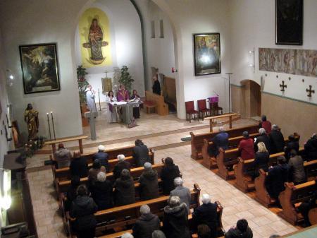 Fastengottesdienst im Franziskanerkloster
