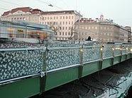 Friedensbrücke wird generalsaniert