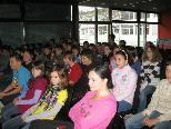 """Für einige Lachsalven im Publikum sorgte das Stück """"The Space Restaurant"""""""