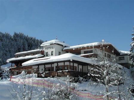 Für gute Stimmung ist im Hotel Bergkristall gesorgt.