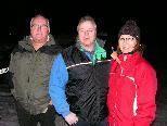 Günter, Gerhard und Gaby