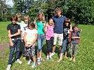 Im Ferienheim Amerlügen können die 6-15 jährigen tolle Sommerferien in der Gruppe erleben