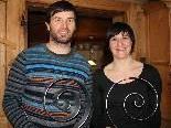 Klaus Waldner und Stefanie Köss sind Scheckenstrichmeister