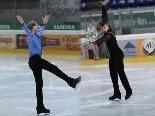 Mario Rafael Ionian und Simon Gabriel Ionian siegten bei der Feldkirch Trophy.