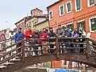 Mitglieder des Fotoclub Götzis in Burano