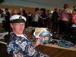 Oldie-DJ Karl-Heinz Bilgeri füllte mit seinen Hits die Tanzfläche.