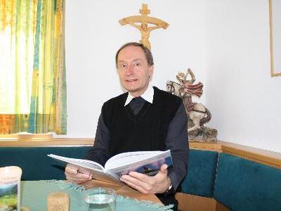 Pfarrer Georg Willam gefällt es im Bregenzerwald