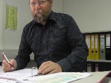 Remo Ropele kandidiert als Bürgermeisterkandidat in Thüringen.