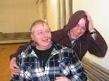 Russiger Freitag Gerhard + Pater Kurt