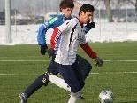 Simon Installationen FC Mäder Sturmspitze Adnan Özcan schoss vier Tore.
