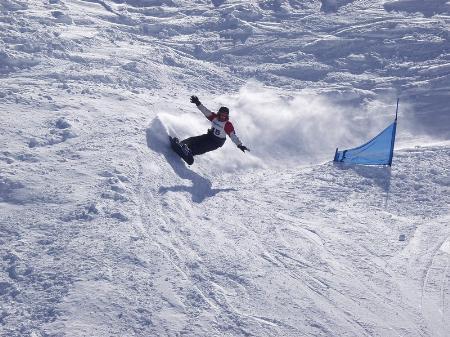 Spannend wird es wieder bei der Snowboardschulmeisterschaft