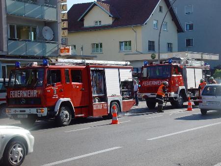 Symbolbild Feuerwehr Bregenz-Vorkloster