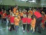 Tanz der Bären und Tiger