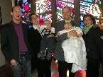 Taufe von Timo
