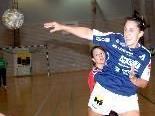 Torgarantie Valeria Jegeneyes ist eine Bereicherung in der Damenmannschaft.
