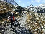 """Transalp: """"Mit dem Mountainbike zum Gardasee"""""""