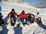 Traumhafte Bedingungen herrschten bei der RTL- Landesmeisterschaft der Behindertensportler.