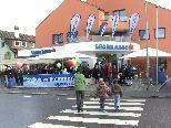 Umgebaute Sparkassenfiliale in Klaus wurde am Samstag regelrecht gestürmt.