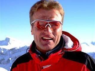 Vereinsmeister Joe Moosbrugger