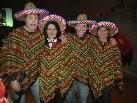 Viva Mexiko! V.l. Stefan & Evi Eberhardt, Roland & Patricia Mair
