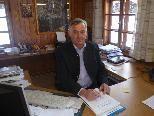 Willi Säly hat 25 Jahre lang als Bürgermeister in Silbertal die Geschicke der Gemeinde geleitet.