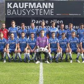 Aktuelles Mannschaftsfoto