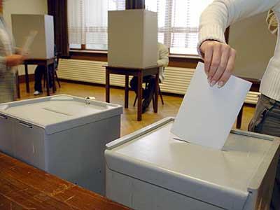 Auf eine hohe Wählerquote hofft man am Sonntag auch in Fontanella.