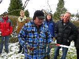 Baumschnittkurs mit Anton Schiefer
